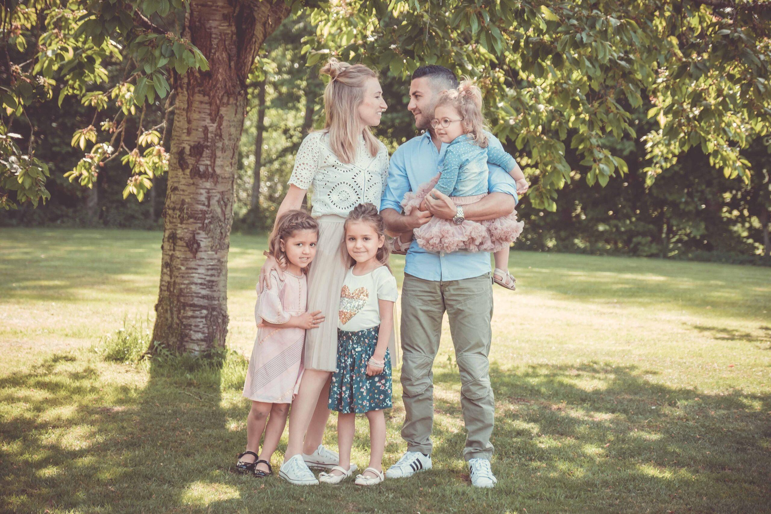 Lidygrafie Familieshoot - Kindershoot Barneveld-1